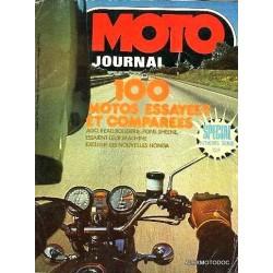Moto journal spécial essais...