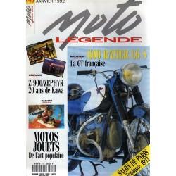 Moto légende n° 10