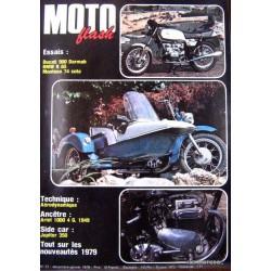 Moto flash n° 0