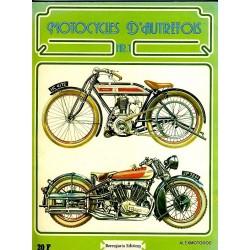 Motocycles d'autrefois n° 1
