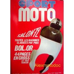 Sport moto n° 0