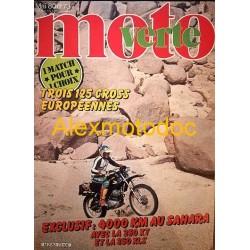 Moto Verte n° 73