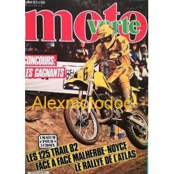 Moto Verte n° 99