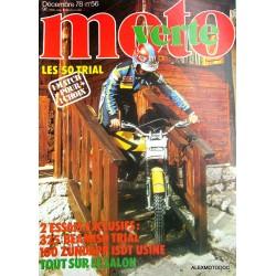 Moto verte n° 56