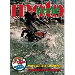 Moto verte n° 34